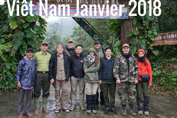 Viêt Nam Janvier 2018