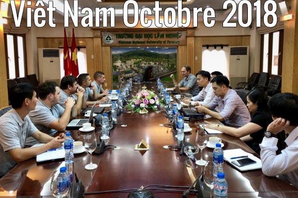 Viêt Nam octobre 2018
