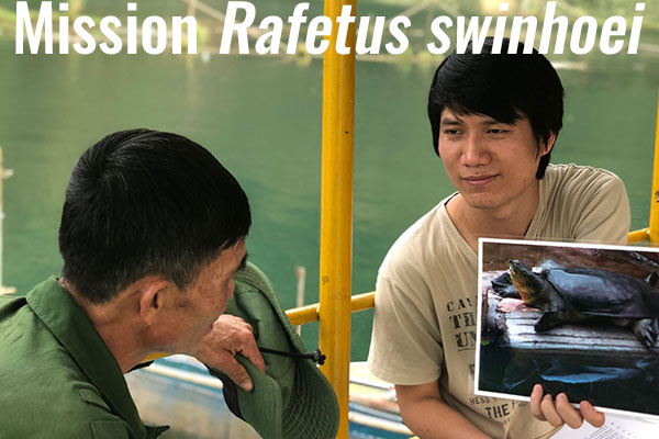 Mission Rafetus 2019